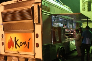 KOGI BBQ TRUCK, LOS ANGELES